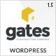 Gates - Construction, Building Business WP