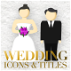 Wedding Motion Icons & Titles