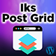 Iks Post Grid - Responsive Post Grid<hr/> Portfolio</p><hr/> Showcase or Woo for WordPress&#8221; height=&#8221;80&#8243; width=&#8221;80&#8243;></a></div><div class=