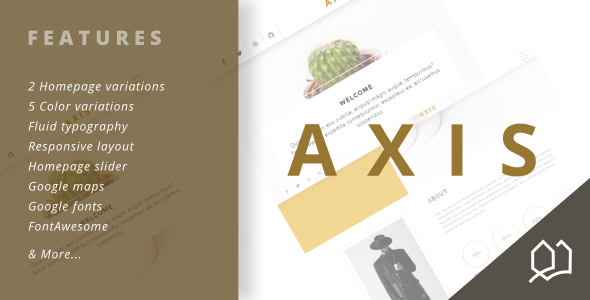Download Axis Responsive HTML5 Template