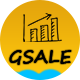 GSale - Sales Page for Digital Product