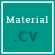 Material CV Template