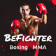 BeFighter - Boxing Event / Mixed Martial Arts / Fight Club Responsive Muse Template