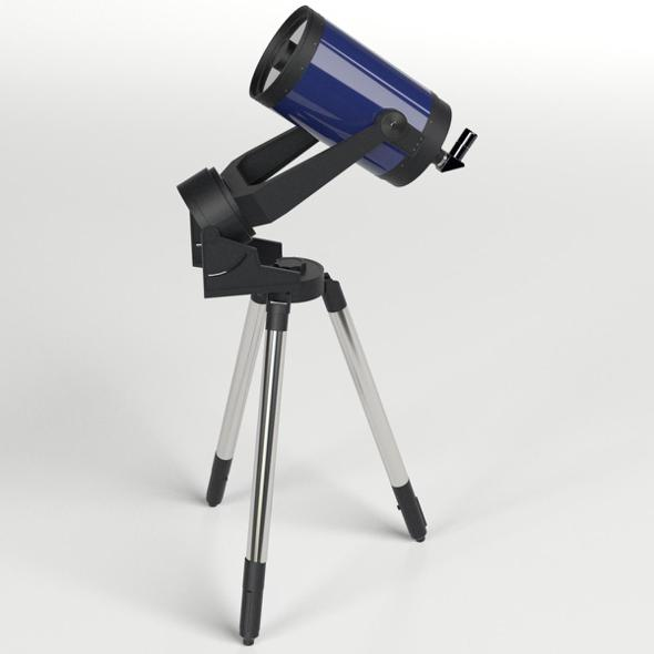 Telescope 1 - 3DOcean Item for Sale