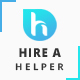 Hire a Helper - Home Multi Services Provider PSD Templates