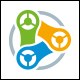 Tech Play Logo Template