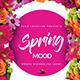 Spring Mood Flyer