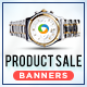 HTML5 E-Commerce Banners - GWD - 7 Sizes(NF-CC-157)