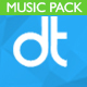 Bright and Positive Music Pack