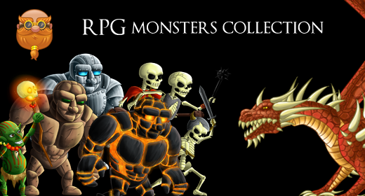 RPG Monsters Collection