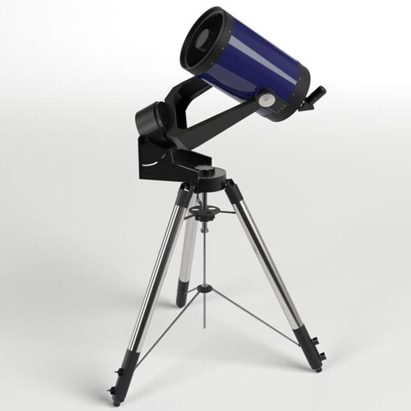 Telescope 2 - 3DOcean Item for Sale