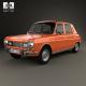Simca 1100 1974