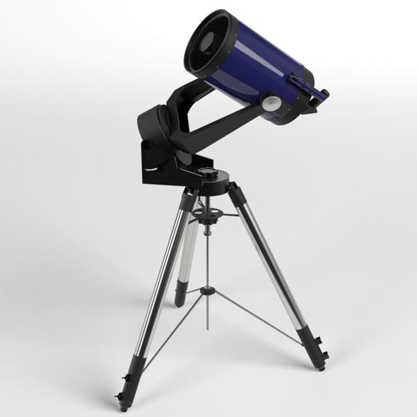 Telescope 3 - 3DOcean Item for Sale