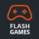 FlashGames - Responsive Flash Games Platform