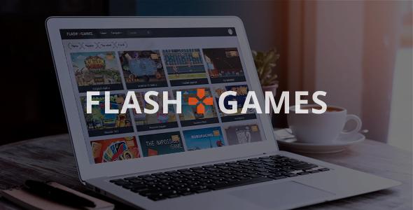 FlashGames – Responsive Flash Games Platform (Images and Media) images