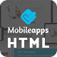MobileApps - Responsive Mobile App Landing Page-HTML Template