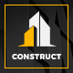 Contruction - Construction PSD Template