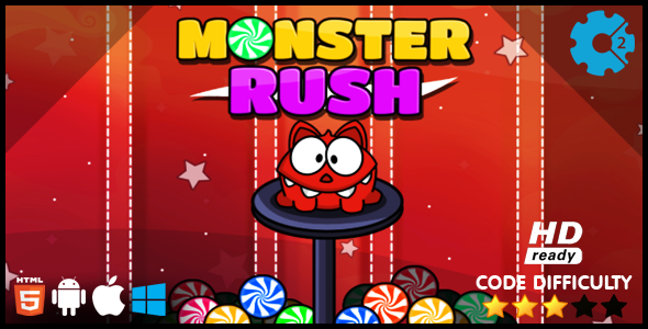 Monster Rush (Games)
