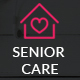 Senior Care - Senior Citizens & Elders Support HTML5 Template