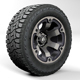 Off road wheel and tire Toyo RT
