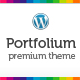 Portfolium - Clean Wordpress Theme (CMS)