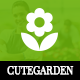 CuteGarden - Gardening & Landscaping Responsive Template