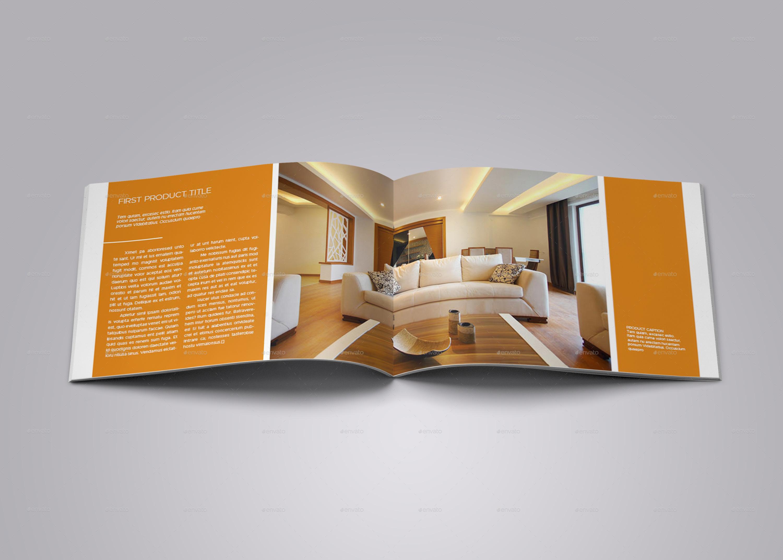 a5 landscape brochure template - a5 landscape interior brochure by bookrak graphicriver