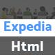 Expedia - Multipurpose Responsive Bootstrap Template