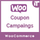 Woocommerce Coupon Campaigns & Tracking