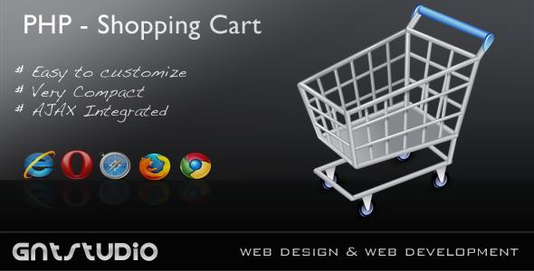 CodeCanyon PHP Shopping Cart 219173