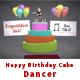 Happy Birthday Cake Dancer