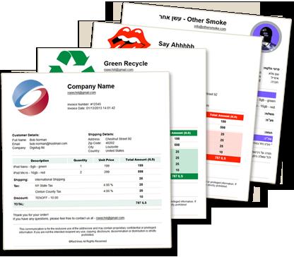 Prestashop Customize Invoice Template Module By Taydosoft | Codecanyon