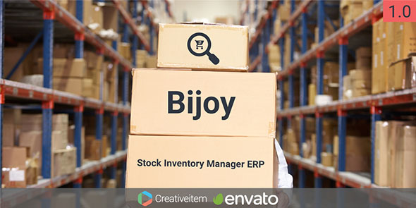 Bijoy Stock Inventory Manager ERP