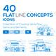 Flat Line Designed Concepts