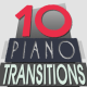 10 Piano Transitions