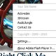"AS3 Context ""right click""  Menu - ActiveDen Item for Sale"