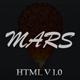 Mars - Website Under Construction