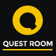 Quest Room - Creative OnePage WordPress Theme