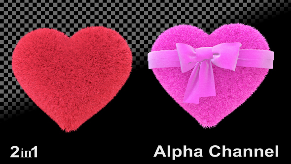 VideoHive Heart 2-Pack 19596658