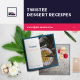 Twistee — Dessert Recipes Brochure