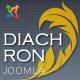Diachron Responsive Joomla & JomSocial Theme