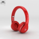 Beats by Dr. Dre Solo2 On-Ear Headphones Red