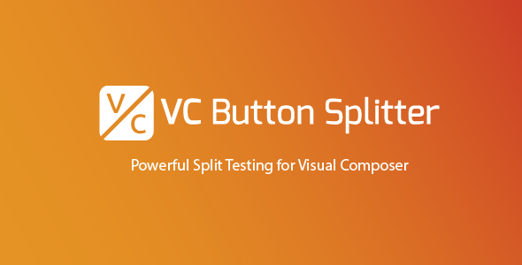 VC Button Splitter – A/B Split Testing Add-on for Visual Composer