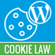 WordPress Responsive Cookie Law Consent Notification Plugin