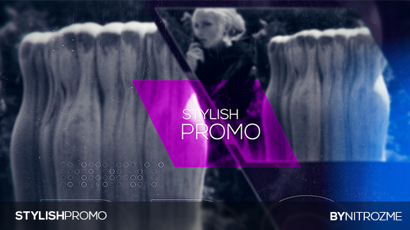 VideoHive Stylish Promo 19599686