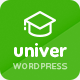 Univer - Multipurpose Education & University WordPress theme