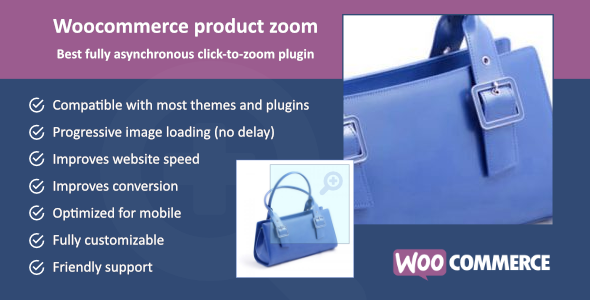 WooCommerce Product Zoom (Click-to-Zoom/Hover-to-Zoom)
