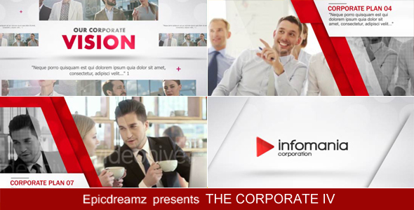 VideoHive The Corporate IV 19600135