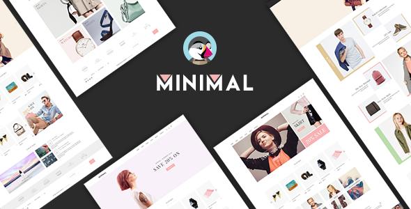 JMS Minimal – Responsive Prestashop Theme (Style)