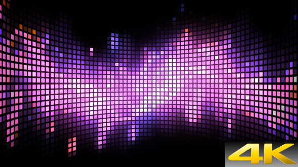 VideoHive Curved Dance Light Box 19600340
